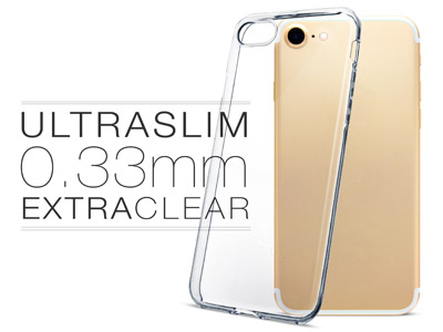 Cover TPU Ultrasottile 0.33 Trasparente ExtraClear